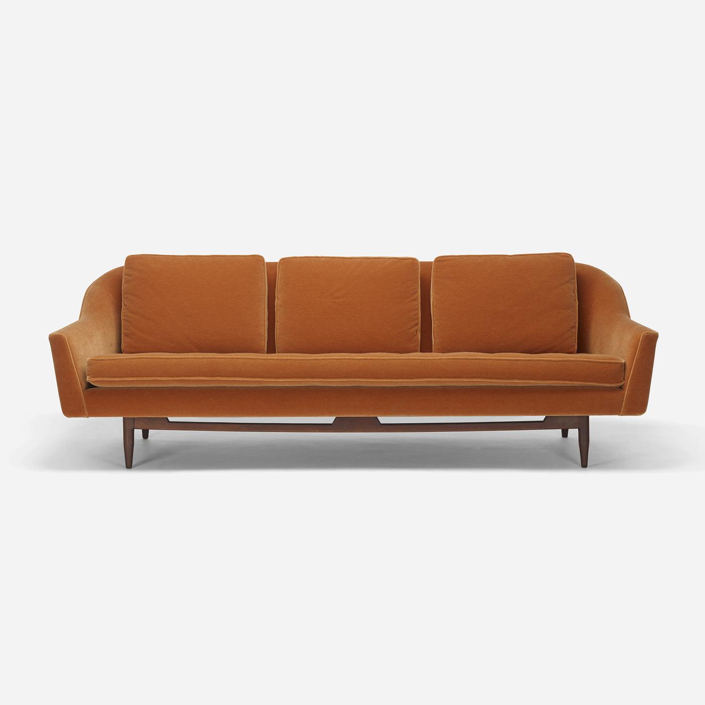 Jens Risom Sofa Model 2516 New Wright Now Shop