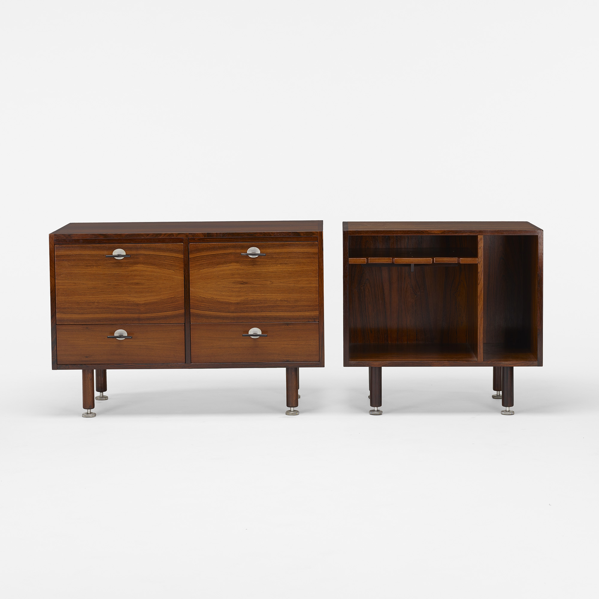 jens risom cabinets pair wright now shop modern design online